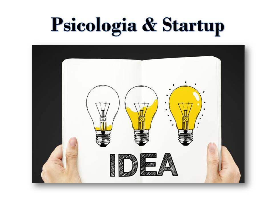 Psicologia & Startup